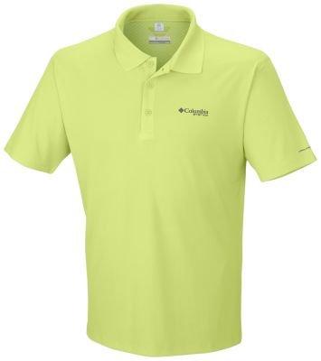 df9e123aeee Columbia Men's PFG Zero Rules S/S Polo at Amazon Men's Clothing store: