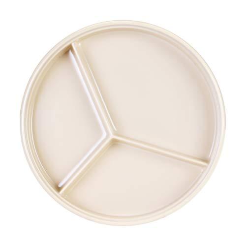Nustone tan melamine dinnerware collection 8 1/4