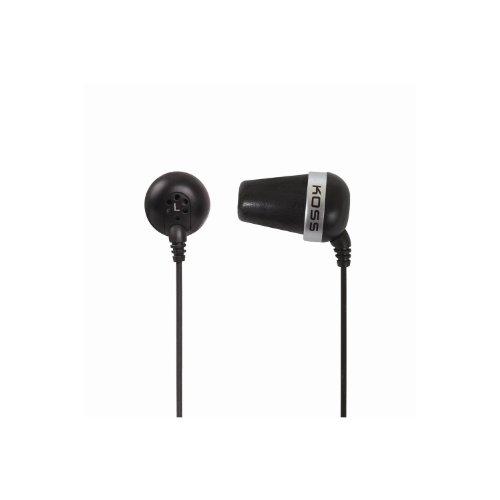 Koss Plug BInaural Wired Connectivity Stereo Earphone ()
