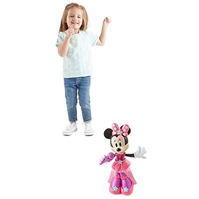 Fisher-Price Disney Minnie, Pop Superstar Minnie: Toys & Games