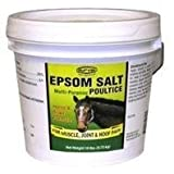 Product review for Epsom Salt Poultice 10 Pound Package - Part #: 001-0692