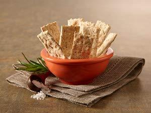 Medifast Rosemary Sea Salt Crackers