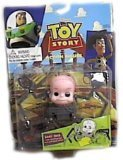 1995 Thinkway Toys Disney Toy Story Action Figure - Baby Face by Disney