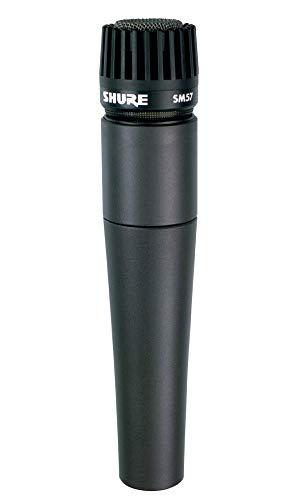 Shure SM-57 Cardioid Dynamic Instrument Microphone (Renewed)