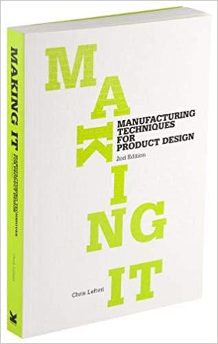 Manufacturing design pdf making it for techniques product