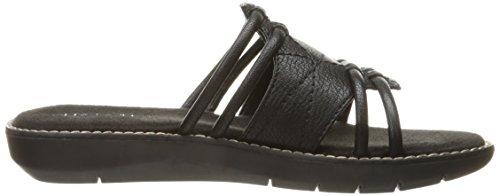Black Slide Aerosoles Sandal Cool Super Women 7wzR8qYf