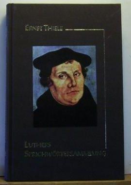 Luthers Sprichwörtersammlung