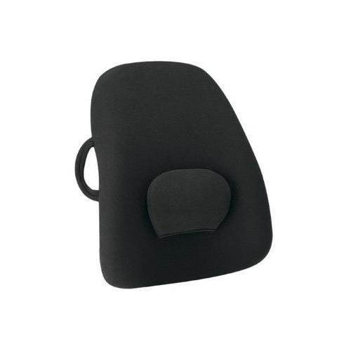 Ergonomic Orthopedic Back Support Backrest - Improves Posture, Relieves Back Pain & Discomfort, Includes Adjustable Lumbar Pad - By (Series Everyday Task Chairs)
