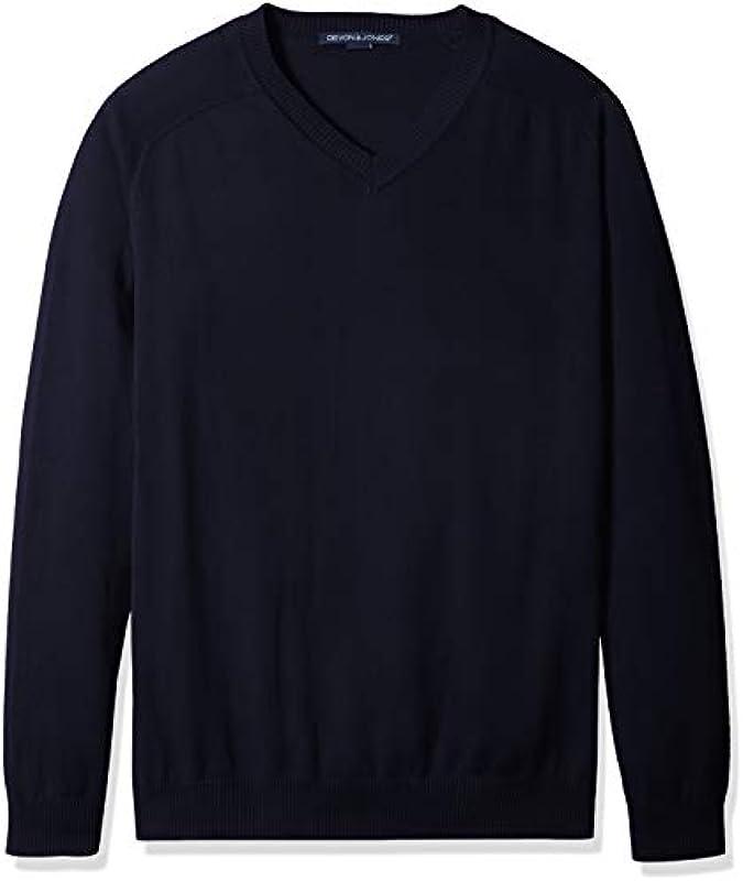 D and Jones męski sweter: Odzież