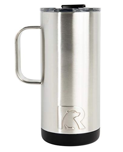 RTIC Travel Coffee Cup (14 oz), Stainless