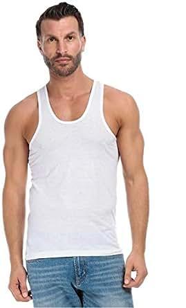 Mark-on White Under Shirt For Men