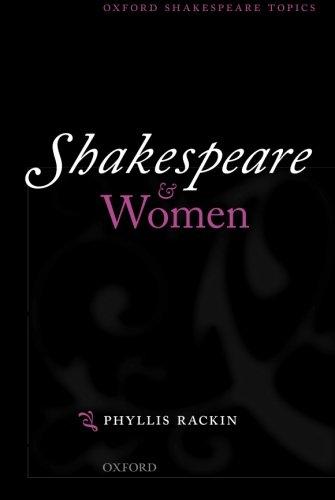 Shakespeare and Women (Oxford Shakespeare Topics): Amazon.es ...
