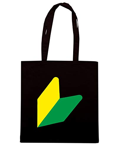 JDM Borsa TB0425 Nera Shopper Speed SOSHINOYA Shirt q0wZnFC