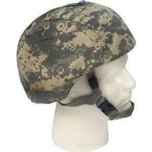 Camo Helmet Cover - ACU Digital Camouflage MICH Helmet Cover
