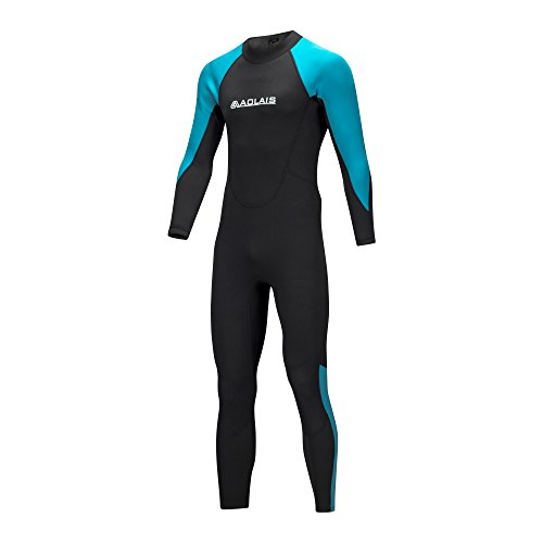 Aolais 3mm full wetsuits for men and women (men 2, - Xl Wetsuit
