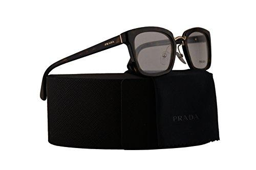 Prada PR09SV Eyeglasses 51-21-140 Havana 2AU1O1 VPR09S For - Wayfarer Prada