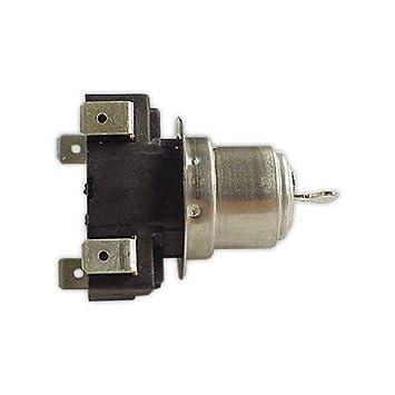 DOJA Industrial | Termostato fijo NC 85°/85° | compatible con ...