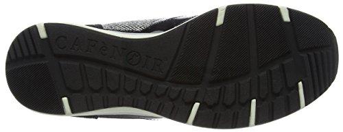 CAFèNOIR Sneakers, Women's Running Shoes Multi-coloured - Mehrfarbig (586 Multi Nero)