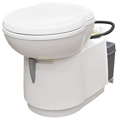 Thetford C263S Electric Toilet for RV with Holding Tank by Thetford