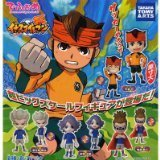 Fome Inazuma Eleven normal set of 4 capsules