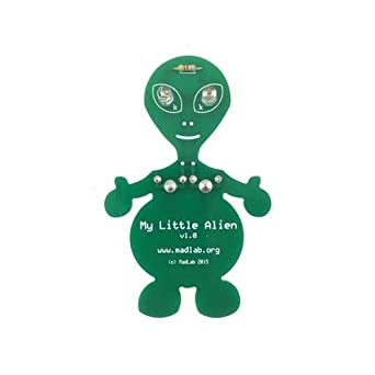 My Little Alien MadLab Electronic Kit