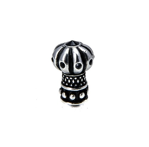Crystal Principessa - Carpe Diem Hardware 888-9J Cache-Feet Chalice Principessa Multi Crystal Knob Made with Swarovski Crystals Chalice