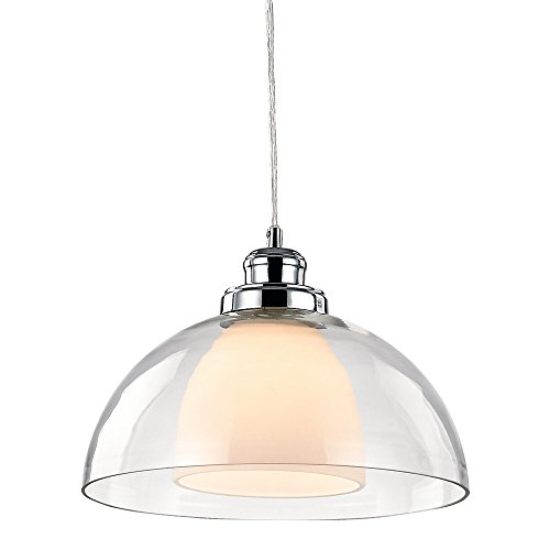Glass Pendant Light Fittings