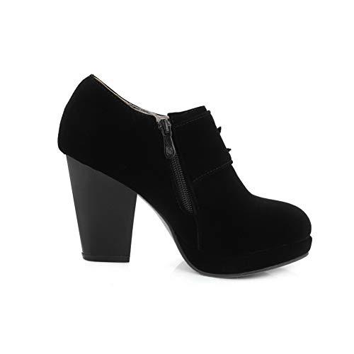 Balamasa Noir Plateforme 5 Eu Noir Femme Apl10816 36 rqvYxwtr5
