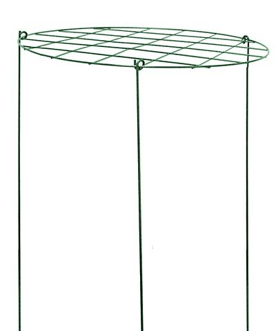 Grow Through Support Hoops - BestNest Gardman Grow-Through Plant Support, 20