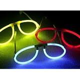100 Montature occhiali luminosi per braccialetti luminosi starlight