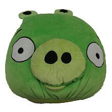 Angry Birds Pig Belly Pillow