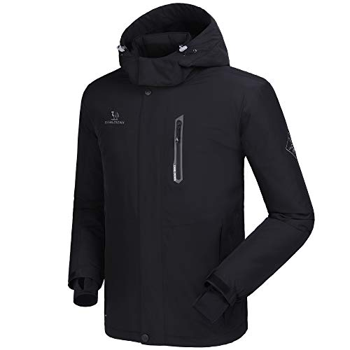 Buy warm mens winter coats
