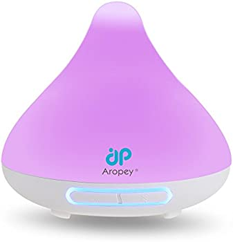 Aropey Essential Oil Diffuser Aromatherapy Humidifier