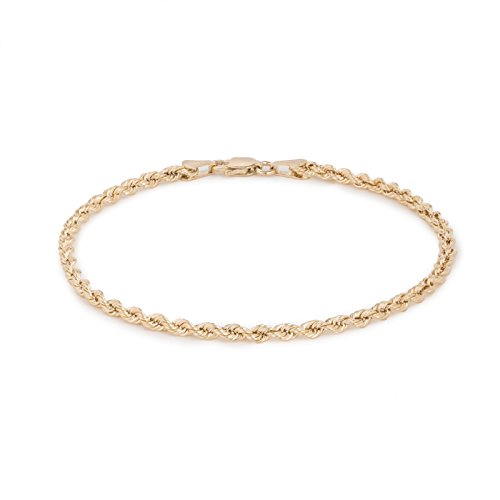 9-inch-10k-yellow-gold-hollow-rope-chain-bracelet-and-anklet-for-men-women-25mm