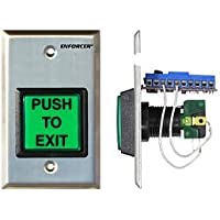 SECO-LARM SD-7202GC-PTQ PUSH TO EXIT 60SECOND TIMER