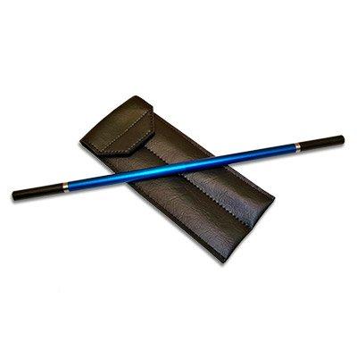 Metal Wand by Joe Porper (Blue)