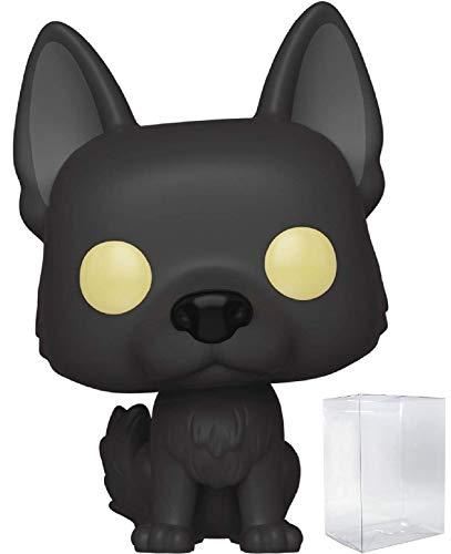 Funko Pop! Movies: Harry Potter - Sirius Black as Dog Vinyl Figure (Includes Pop Box Protector Case)