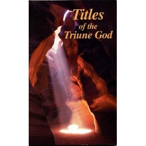 Download Titles of the Triune God ebook