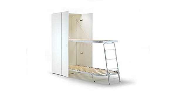 Materassi.com - Litera abatible, vertical, individual: Amazon.es ...