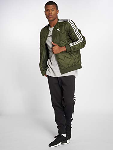 Veste Olive Quilted Adidas Sst Homme gXqTAzw