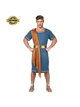 WIDMANN Srl traje del emperador Romano de hombre Adultos ...
