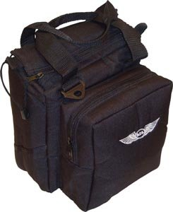a835f87afc Image Unavailable. Image not available for. Color  ASA Pilot Flight Bag