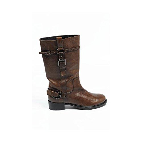 Sebastian - Botas para mujer marrón marrón 39 marrón
