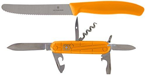 (Victorinox Spartan Swiss Army Knife (Orange))