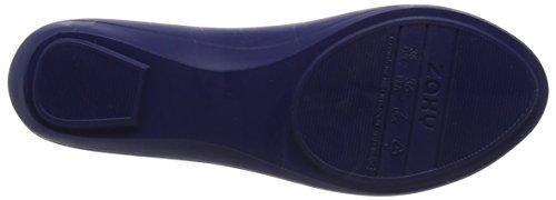 Zaxy Nature - Zapatillas de Ballet Mujer Azul (Navy Contrast)