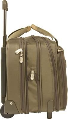 Briggs /& Riley @work Rolling Expandable Computer Case Olive