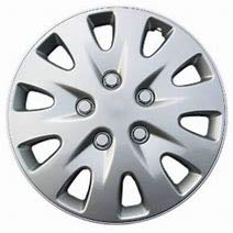 AUTOSMART Wheel Covers 18' Alloy Silver KT321