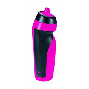 Nike Sport Water Bottle (Vivid Pink/Black, One Size)