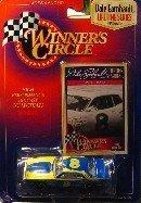 Dale Earnhardt Sr #8 10000 RPM 1975 Dodge Charger 1/64 Scale Winners Circle Lifetime Series Edition Bonus Car With Photo Collector (Dale Earnhardt Collectors)