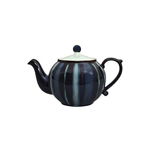 Denby USA Peveril Accent Teapot, Blue